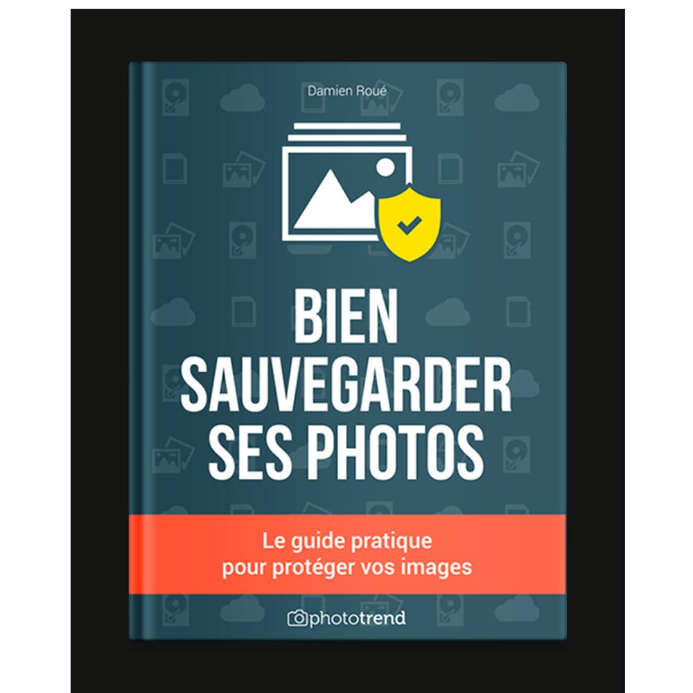 Ebook Bien sauvegarder ses photos phototrend